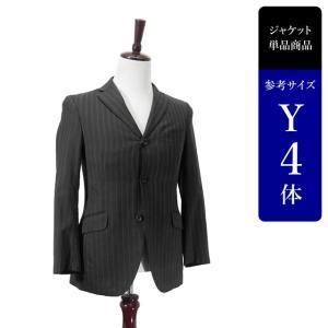 セール対象 JUN MEN ジャケット メンズ Y4体 Sサイズ メンズジャケット テーラードジャケット 男性用/中古/訳あり/UDGB13|igsuit