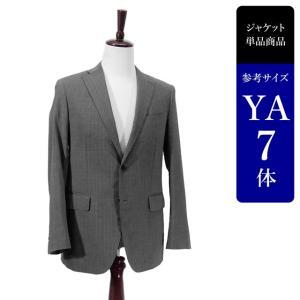 半額セール対象 スーツカンパニー ジャケット メンズ YA7体 LLサイズ メンズジャケット テーラードジャケット 男性用/中古/訳あり/クールビズ/UDGC04|igsuit