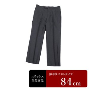 ORIHICA スラックス メンズ ウエスト84cm×股下66cm 男性用スラックス/中古/訳あり/VDXC05|igsuit
