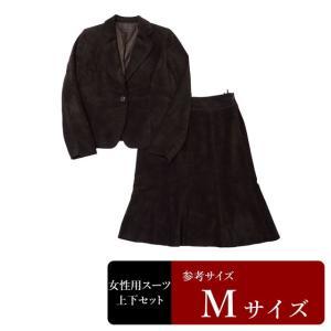 LISSEO スーツ レディース 9号/Mサイズ程度 スカートスーツ レディーススーツ 女性用/中古/訳あり/WCCG11|igsuit
