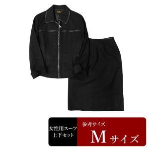 スーツ レディース 9号/Mサイズ程度 スカートスーツ レディーススーツ 女性用/中古/訳あり/WCCK05|igsuit