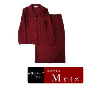 PA DE DEUX スーツ レディース 9号程度/Mサイズ程度 スカートスーツ レディーススーツ 女性用/中古/訳あり/WCCQ06|igsuit