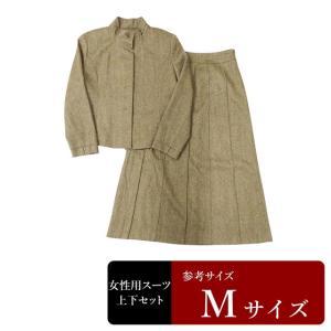 スーツ レディース 11号/Mサイズ程度 スカートスーツ レディーススーツ 女性用/中古/訳あり/WCCR06|igsuit