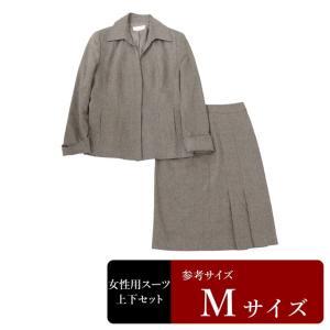 ESPIE スーツ レディース 11号程度/Mサイズ程度 スカートスーツ レディーススーツ 女性用/中古/訳あり/WCCT01|igsuit