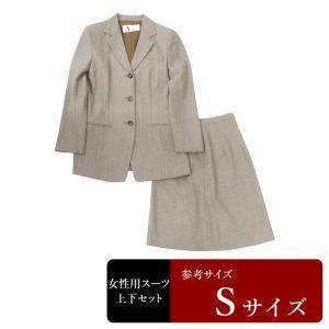 セール対象 CHRISTIAN AUJARD スーツ レディース 7号程度/Sサイズ程度 スカートスーツ レディーススーツ 女性用/中古/訳あり/WCCT11|igsuit