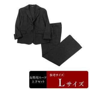 衣替え応援セール FESMY スーツ レディース 11号/Lサイズ程度 パンツスーツ レディーススーツ 女性用/中古/訳あり/WCCW13|igsuit