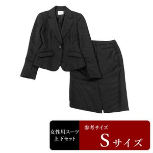 IMAGE スーツ レディース 7号/Sサイズ程度 スカートスーツ レディーススーツ 女性用/中古/訳あり/064/WCCX05|igsuit