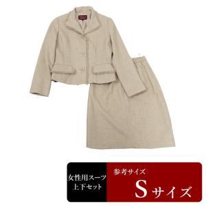 衣替え応援セール スーツ レディース 7号/Sサイズ程度 スカートスーツ レディーススーツ 女性用/中古/訳あり/WCCX13|igsuit
