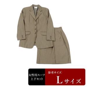 セール対象 TOKYOSTYLE スーツ レディース 11号/Lサイズ程度 スカートスーツ レディーススーツ 女性用/中古/訳あり/WCCY03|igsuit