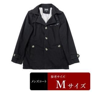 半額セール対象 コート メンズ Mサイズ ハーフコート メンズコート 男性用/中古/訳あり/XEFA02 igsuit