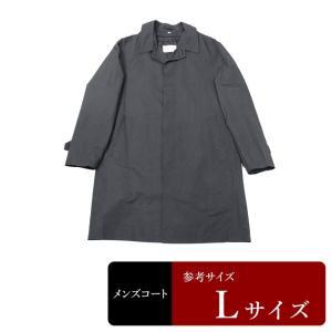 衣替え応援セール コート メンズ Lサイズ ロングコート メンズコート 男性用/中古/訳あり/春秋コート/XEFA03|igsuit