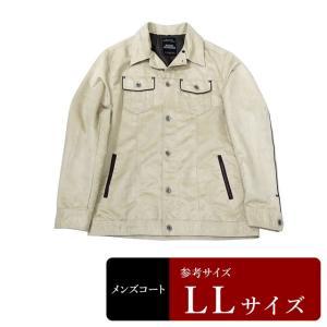 半額セール対象 コート メンズ LLサイズ ハーフコート メンズコート 男性用/中古/訳あり/XEFA13 igsuit