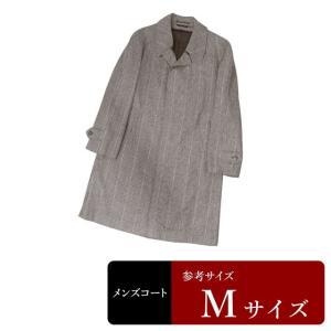 セール対象 コート メンズ Mサイズ ステンカラーコート メンズコート 男性用/中古/訳あり/秋冬コート/ZPTR14|igsuit