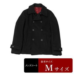 コート メンズ Mサイズ Pコート ピーコート メンズコート 男性用/中古/訳あり/秋冬コート/ZPWY12|igsuit