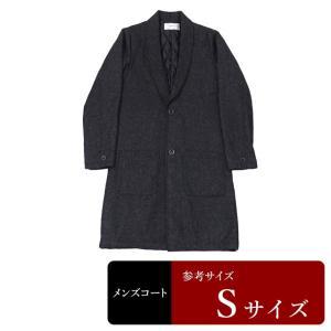 コート メンズ Sサイズ ロングコート メンズコート 男性用/中古/訳あり/秋冬コート/ZPXQ14|igsuit