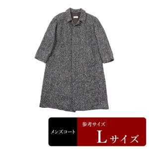 衣替え応援セール UPPISH コート メンズ Lサイズ ステンカラーコート メンズコート 男性用/中古/訳あり/秋冬コート/ZPXX06|igsuit