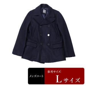 衣替え応援セール GAP コート メンズ Lサイズ ハーフコート メンズコート 男性用/中古/訳あり/秋冬コート/ZPXX08|igsuit
