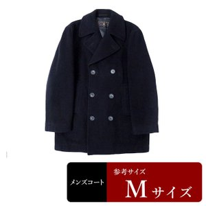 コート メンズ Mサイズ Pコート ピーコート メンズコート 男性用/中古/訳あり/秋冬コート/ZPYE14|igsuit