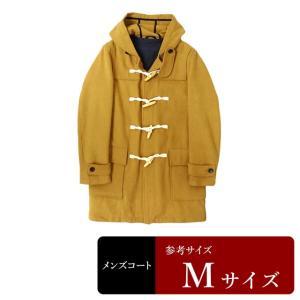 セール対象 BROWNY コート メンズ Mサイズ ダッフルコート メンズコート 男性用/中古/訳あり/秋冬コート/ZPYH14|igsuit