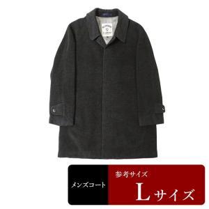 衣替え応援セール コート メンズ Lサイズ ロングコート メンズコート 男性用/中古/訳あり/秋冬コート/ZPYK07|igsuit