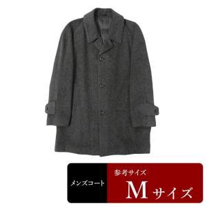衣替え応援セール コート メンズ Mサイズ ロングコート メンズコート 男性用/中古/訳あり/秋冬コート/ZPYQ14|igsuit