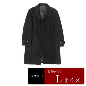 衣替え応援セール コート メンズ Lサイズ ロングコート メンズコート 男性用/中古/訳あり/秋冬コート/ZPYR10|igsuit