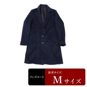 Melan Cleuge コート メンズ Mサイズ ロングコート メンズコート 男性用/中古/訳あり/秋冬コート/ZPYS01|igsuit
