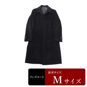 衣替え応援セール VISARUNO コート メンズ Mサイズ ロングコート メンズコート 男性用/中古/訳あり/秋冬コート/ZPYW08|igsuit