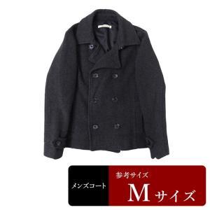 コート メンズ Mサイズ Pコート ピーコート メンズコート 男性用/中古/訳あり/秋冬コート/ZPYZ10|igsuit