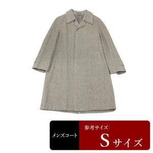半額セール対象 DAKS コート メンズ Sサイズ ステンカラーコート メンズコート 男性用/中古/訳あり/秋冬コート/ZPZD04|igsuit