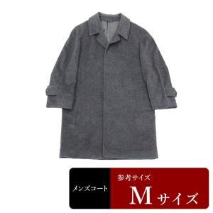 Kinloch Anderson コート メンズ Mサイズ ステンカラーコート メンズコート 男性用/中古/訳あり/082/秋冬コート/ZPZE14|igsuit
