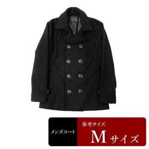 コート メンズ Mサイズ Pコート ピーコート メンズコート 男性用/中古/訳あり/秋冬コート/ZPZF06|igsuit