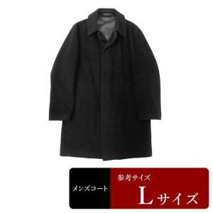 スーツカンパニー コート メンズ Lサイズ ロングコート メンズコート 男性用/中古/訳あり/秋冬コート/ZPZF07|igsuit