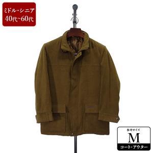 PONTETORTO コート メンズ Mサイズ ハーフコート メンズコート 男性用/40代/50代/60代/ファッション/中古/092/ZPZK05|igsuit
