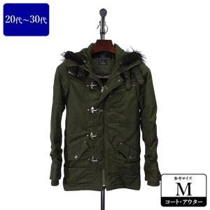 コート メンズ Mサイズ ハーフコート メンズコート 男性用/20代/30代/ファッション/中古/秋冬コート/092/ZPZK09|igsuit