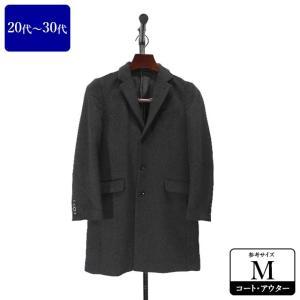 コート メンズ Mサイズ チェスターコート メンズコート 男性用/20代/30代/ファッション/中古/102/ZPZY08|igsuit