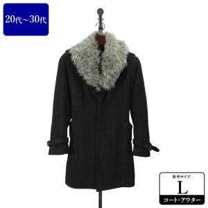 コート メンズ Lサイズ ロングコート メンズコート 男性用/20代/30代/ファッション/中古/102/ZPZZ04|igsuit