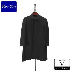 Les mues コート メンズ Mサイズ ロングコート メンズコート 男性用/20代/30代/ファッション/中古/秋冬コート/112/ZQAX05|igsuit
