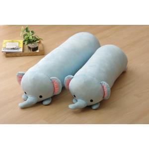 抱きまくら 動物クッション ふわもちアニマル抱き枕L 約20×80cm ふわふわ もちもち アニマルクッション かわいい プレゼント|igusakotatu|09
