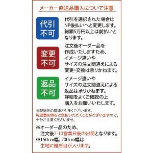 カーテン 2枚組 形状記憶 2級遮光 プリント 「ディアス」 幅100×高さ178cm(既製品) (uni) igusakotatu 05