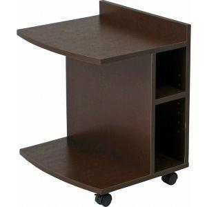 ロータイプ マルチサイドテーブル「SI-4554」 キャスター付き 不二貿易|igusakotatu