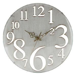時計 壁掛け時計-レトロ- (FBC)  ウォールクロック 北欧 シンプル おしゃれ|igusakotatu