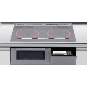 パナソニック製(LIXIL)CH-VRS6YPJG 3口フルIH・ダブルオールメタルタイプ 無水両面焼グリル  トップ間口60cm ▽IHクッキングヒーター ※納期約2週間 ih-heater