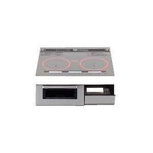 パナソニック製(TOCLAS)CHMRS6XP 3口IHシングルオールメタル ▽IHクッキングヒーター|ih-heater