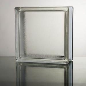 6個セット 送料無料 ガラスブロック 世界で有名なブランド品 厚み95mmクリア色タンジェリンgb1095-6p|ihome