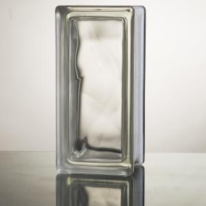 10個セット 送料無料 ガラスブロック 世界で有名なブランド品 厚み80mmクリア色雲ハーフgb2680h-10p|ihome