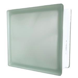 6個セット 送料無料 ガラスブロック 世界で有名なブランド品 厚み95mmクリア色ミスティ雲 gb2795-6p ihome
