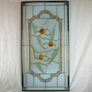 ステンド グラス ステンドグラス ステンドガラス デザインパネルsgr01|ihome