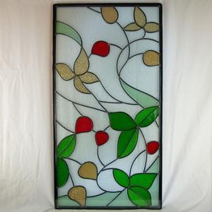ステンド グラス ステンドグラス ステンドガラス デザインパネルsgr02|ihome