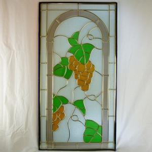 ステンド グラス ステンドグラス ステンドガラス デザインパネルsgr05|ihome